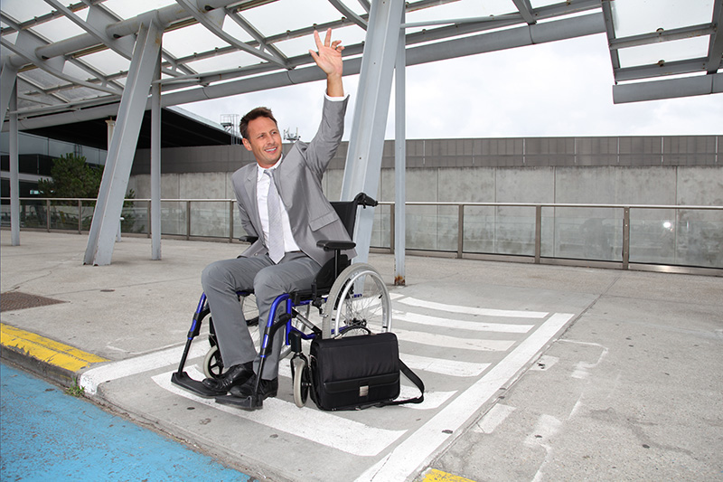 Disabled transport service in Iceland